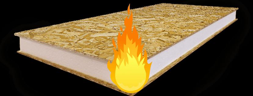 sigur focul de incendiu pierde în greutate rapid
